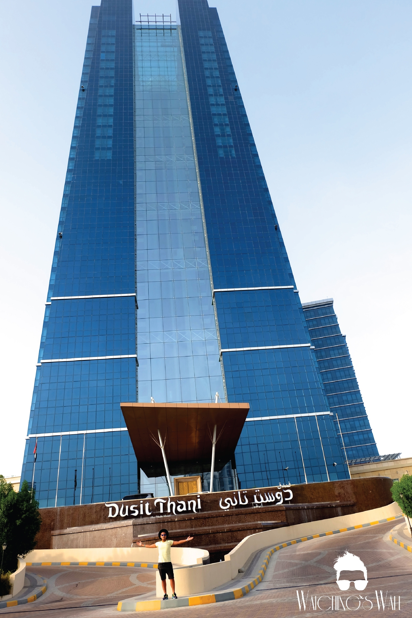 Dusit Thani_Hotel and Welcome_Waiching's Wall-10