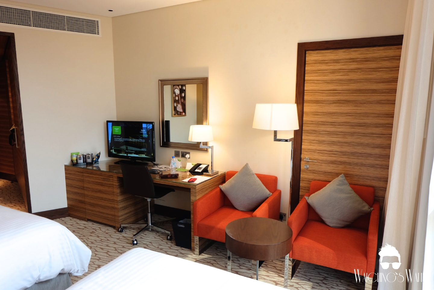 Courtyard Marriott Abu Dhabi_Wachings Wall-03