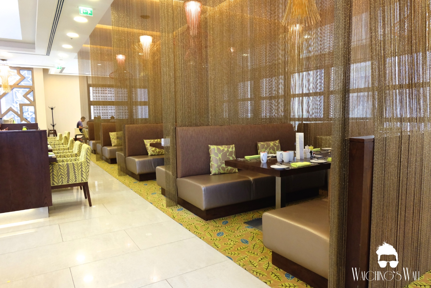Courtyard Marriott Abu Dhabi_Wachings Wall-10