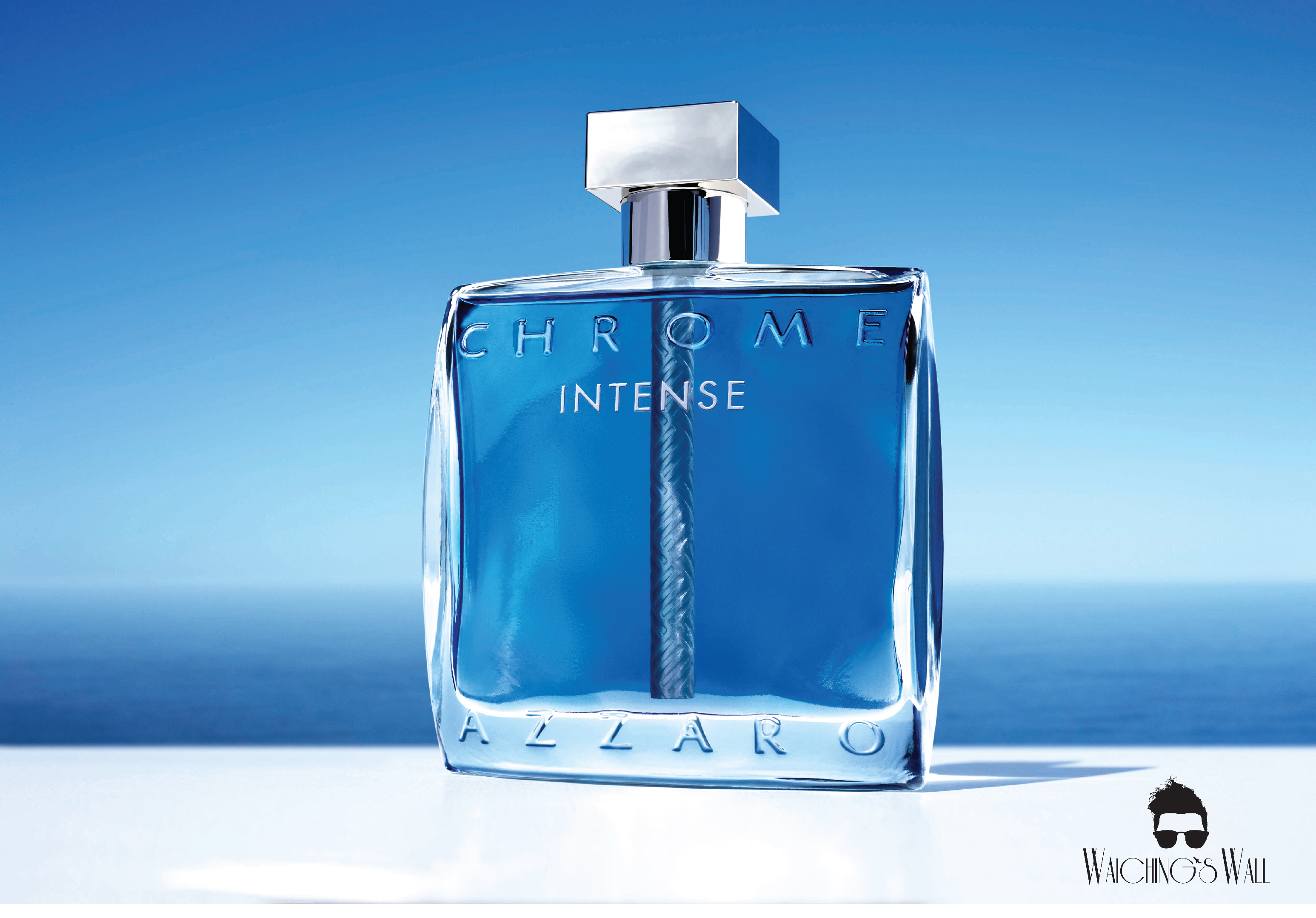 Fragrance review the azzaro chrome intense waiching 39 s for Chrome azzaro perfume