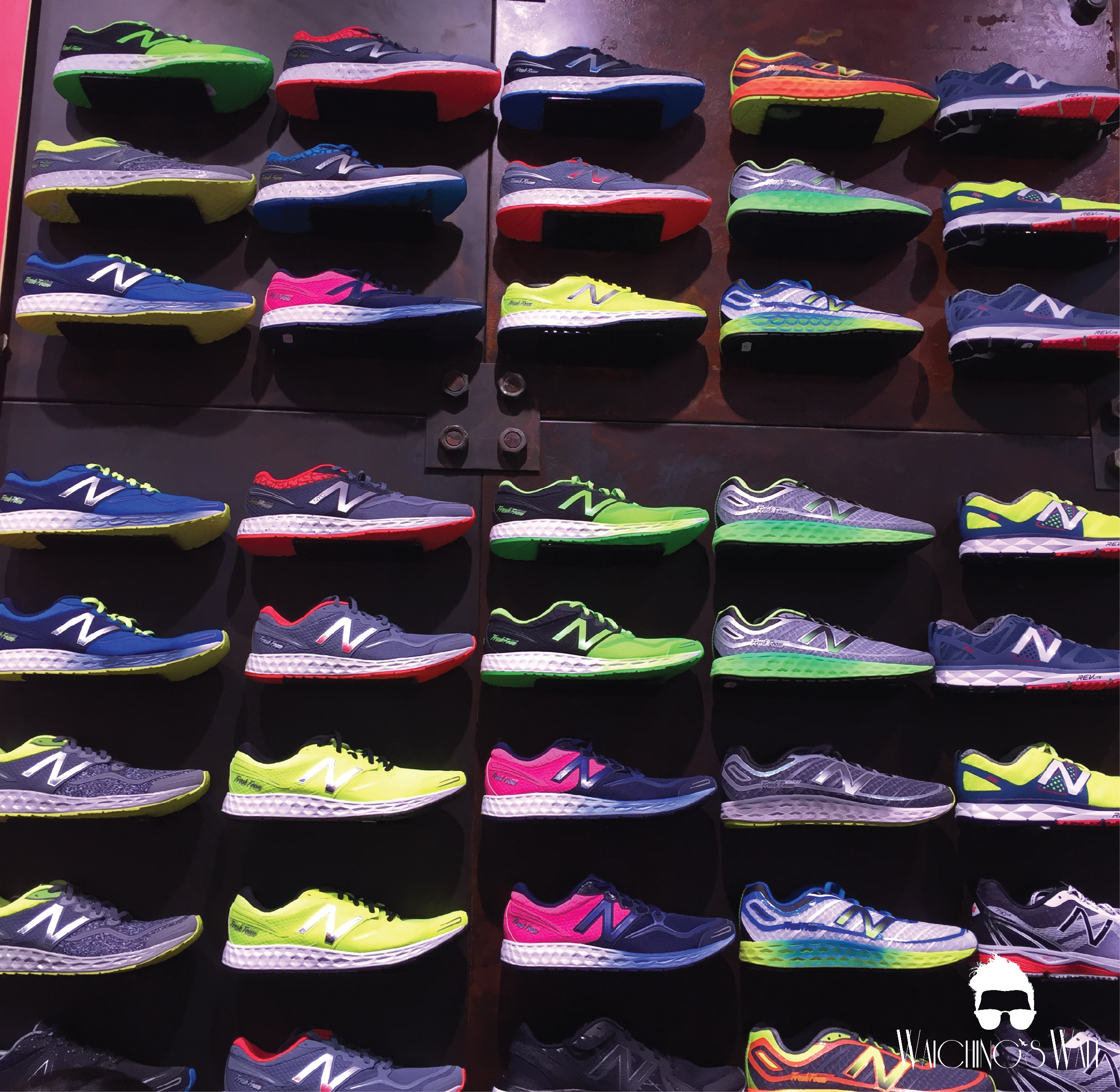 new balance outlet dubai